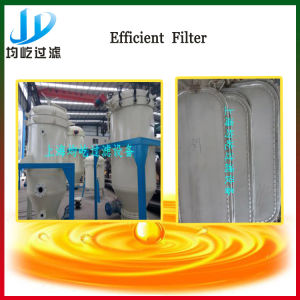 Good Quality Vegetable Oil Decolorization Filter pictures & photos