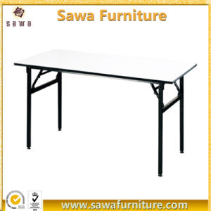 Foshan High Quality Used Round Banquet Tables pictures & photos
