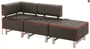 Salon Waiting Sofa for Sale pictures & photos