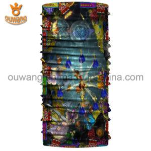 Wholesale Cheap Fashion Scarf Customized Seamless Multifunctional Advertising Bandanas pictures & photos