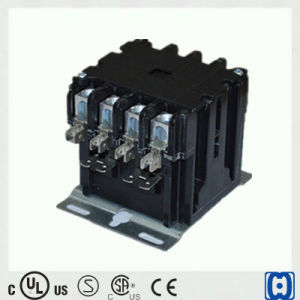 Best-Selling Hcdp Series Air-Con Air Conditioner AC Contactor for 4 Poles 40 Fla 24V Outdoor Motor pictures & photos