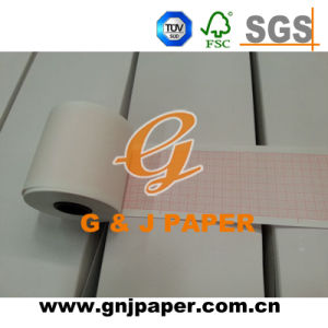 50mm*100m Z-Fold ECG Chart Paper for Single-Channel ECG-8430k pictures & photos