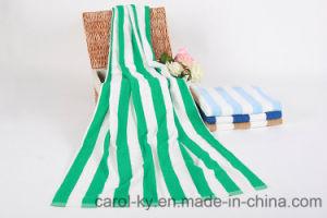 100% Cotton Stripe Beach Bath Towel pictures & photos