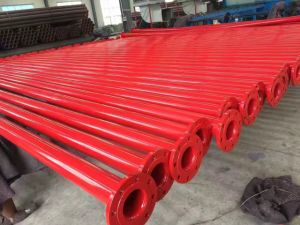 Paint Steel Pipe Low Carbon Steel Pipe Hot Rolled pictures & photos