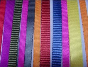 Heavy Weave 25mm Black Polypropylene / Nylon / Polyester Webbing pictures & photos
