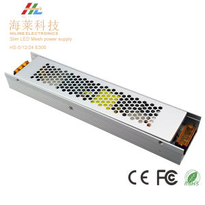Slim LED Indoor Driver HS-5/12/24e 300 pictures & photos