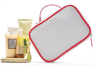 High Quality PU Cosmetic Bags pictures & photos