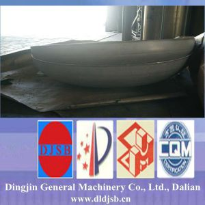 The Stainless Steel Pressure Vessel Dish Head Made by Dingjin pictures & photos
