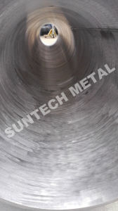 Uns N04400 Nickle Alloy Clad Pipe for Pressure Vessel pictures & photos
