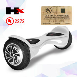 Hx 2 Wheel Electric Self-Balancing Smart Electric Standing Scooter pictures & photos
