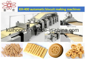 Kh 400 Automatic Biscuit Making Machine Price pictures & photos