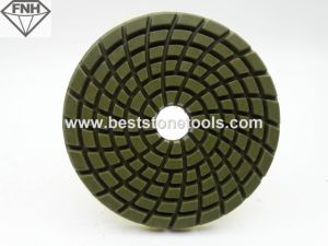 Dry Diamond Abrasive Polishing Pad for Grinding Concrete