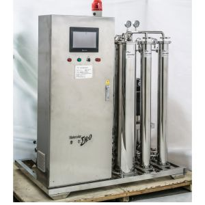 Low Price 500lph Dialysis Station Reverse Osmsosis Direct Supply Water Distillation Machine pictures & photos