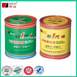 Heat Resistance Two-Part Epoxy Resin Resistance to Yellow Ab Adhesive pictures & photos