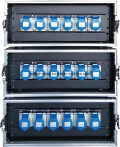 Small Power Distribution Panel with 6 Output pictures & photos
