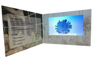 2.4-10.1 Inch TFT LCD Car Advertising Video Brochures pictures & photos