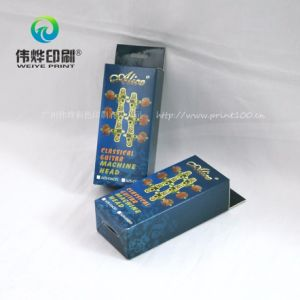 Customized Offset Printing Gift Box for Music Wire Packaging pictures & photos