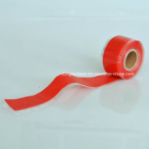 Silicone Self Fusing Tape 1-Inch X 36-Foot (Red) Silicone Repair Tape pictures & photos
