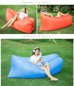 10 Second Fast Infltable Air Lounge Bag for Office Rest pictures & photos