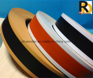 Combining Color Furniture Decorated PVC Edge Banding pictures & photos