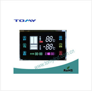 Cog Va LCD Graphic Module Color Printed Product