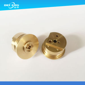 Pecision Aluminum/Brass Automobile Parts by Shenzhen Supplier pictures & photos