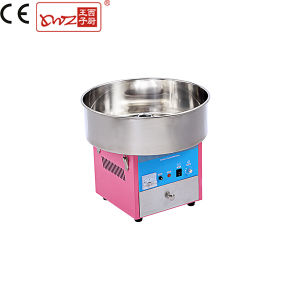 Commerical Sweet Electric Desktop Cotton Candy Floss Maker on Sale pictures & photos