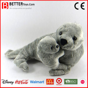 Mother′s Day Stuffed Animal Soft Seal Plush Toy for Gifts pictures & photos