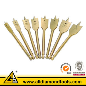 Drilling Tools Wood Flat Drill Bit pictures & photos