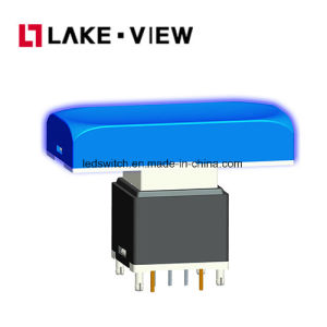 Custom Made RGB Colors LED Touch Type Lighting Switch pictures & photos