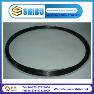 High Precision Tungsten Wire for Electrode Manufacturer pictures & photos
