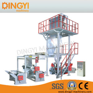 HDPE-LDPE Dual-Purpose Film Blowing Machines Set pictures & photos