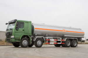 30 Cubic Meter Sinotruk HOWO 8X4 336/371HP Tanker Truck (JYJ5312GJY) pictures & photos