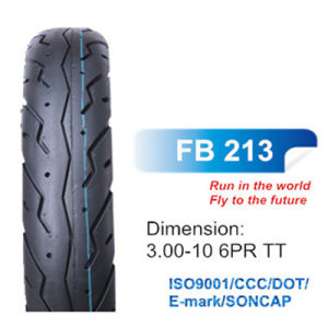 DOT E-MARK ISO CCC Motorbike Parts Scooter Tyre Motorcycle Tire Fb213
