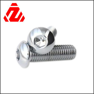 Stainless Steel Hexagon Socket Round Head Screws pictures & photos
