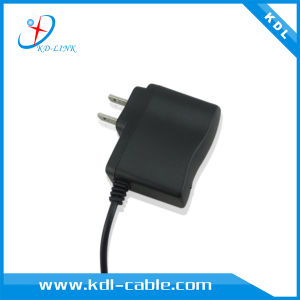 Ce & FCC Certified! Us EU UK Plug DC Jack Plug 12V 350mA AC DC Power Adapter