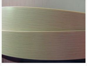 Melamine MDF Used 1*22mm /1*20mm PVC Edge Banding pictures & photos
