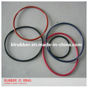 Colored Viton Rubber O Ring Manufacture for Auto Parts pictures & photos