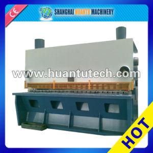 Hydraulic CNC Shear Machine, CNC Cutter Machine, Hydraulic Guillotine (QC11Y, QC12Y) pictures & photos