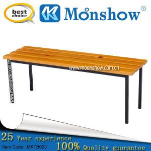 New Design Modern Wood Bench (MXZY-064)