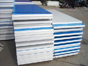 China Cheap Building Construction Material PU Sandwich Panel (DG9-015) pictures & photos