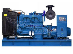 430kw Indoor Type Diesel Generator with Deutz Engine for Industrial & Home Use pictures & photos
