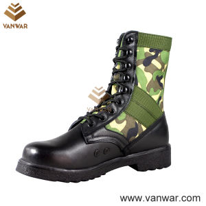 Breathable Male Military Camouflage Boots (CMB008) pictures & photos