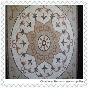 Chinese Marble Pattern Mosaic for Hall Floor pictures & photos