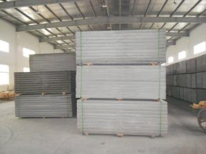 Light Weight Fiber Cement Board (Thickness: 60mm, 75mm, 90mm, 120mm) pictures & photos