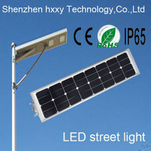 5W-80W Solar Energy Power Outdoor Lighting Lamp/Solar LED Street Light pictures & photos