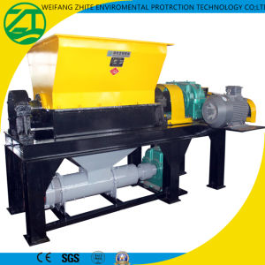 Industrial Shredder Factory for Dead Animals/Plastic/Wood Pallet/Tire/Waste/Foam pictures & photos