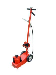 35ton Pneumatic Hydraulic Floorjack with Wheels