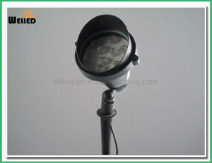 9W Outdoor Garden LED Floodlight IP65 for Landscape Spotlight pictures & photos