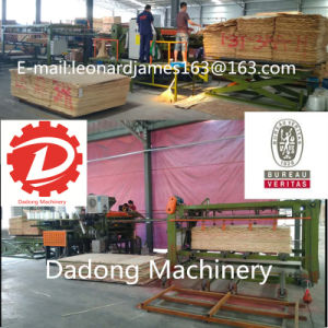 China Manufacturer Plywood Making Machinery Sandwich Plate Making Machine pictures & photos